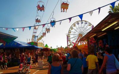 Feria en el condado de Ulster