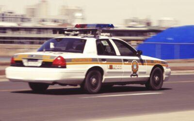 Abundancia de multas en la ruta 9